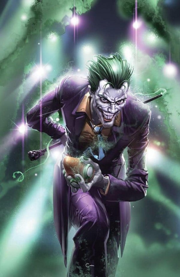 Comic Pulls up to the week of June 10, 2020 THE JOKER 80TH ANNIVERSARY 100-PAGE SUPER SPECTACULAR #1 CLAYTON CRAIN VARIANT B
