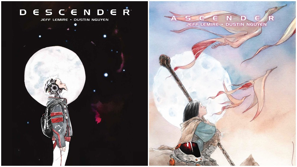 Canada's Lark Nabs Television Rights to 'Descender,' 'Ascender' Graphic Novel Series (EXCLUSIVE) Canada's Lark Nabs Television Rights to 'Descender,' 'Ascender' Graphic Novel Series (EXCLUSIVE)
