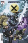 FCBD 2020 X MEN 1 99x150 Comic Pulls for the week of July 17, 2020