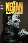 NEGAN LIVES 1 GOLD FOIL VARIANT 96x150 Comic Pulls for the week of July 10, 2020