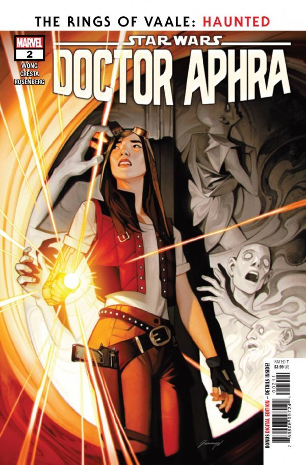 Comic Pulls for the week of July 22, 2020 STAR WARS DOCTOR APHRA #2