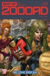 FCBD 2020 BEST OF 2000 AD 0 98x150 Comic Pulls for the week of August 26, 2020