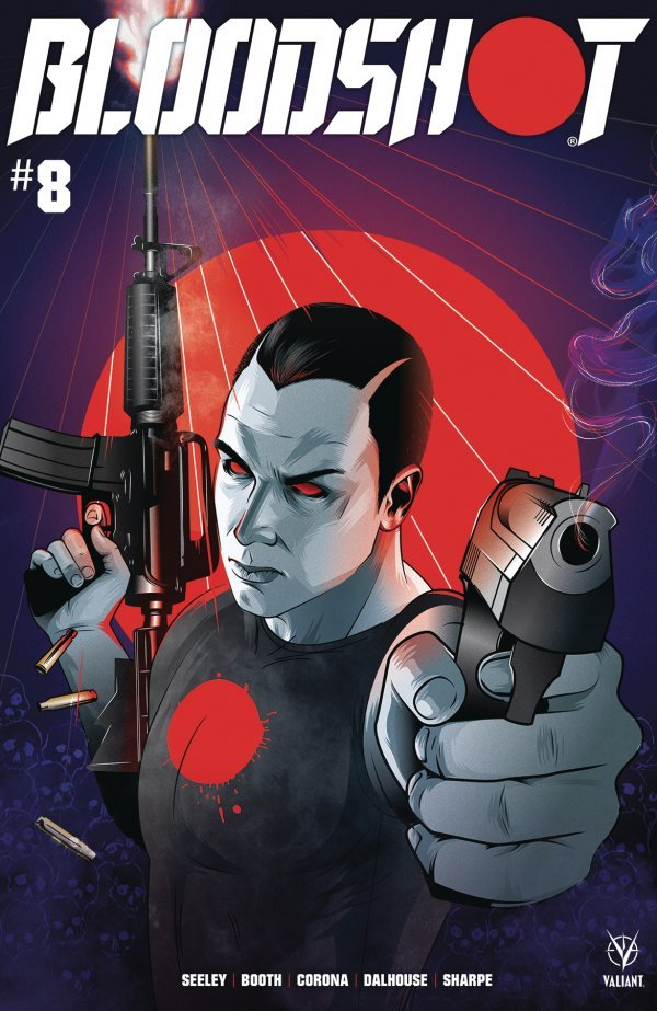 Comic Pulls for the week of September 16, 2020 BLOODSHOT #8 COVER C CHEUNG