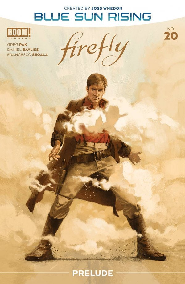 Comic Pulls for the week of September 16, 2020 FIREFLY #20