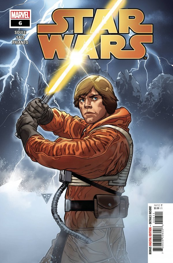 Comic Pulls for the week of September 16, 2020 STAR WARS #6