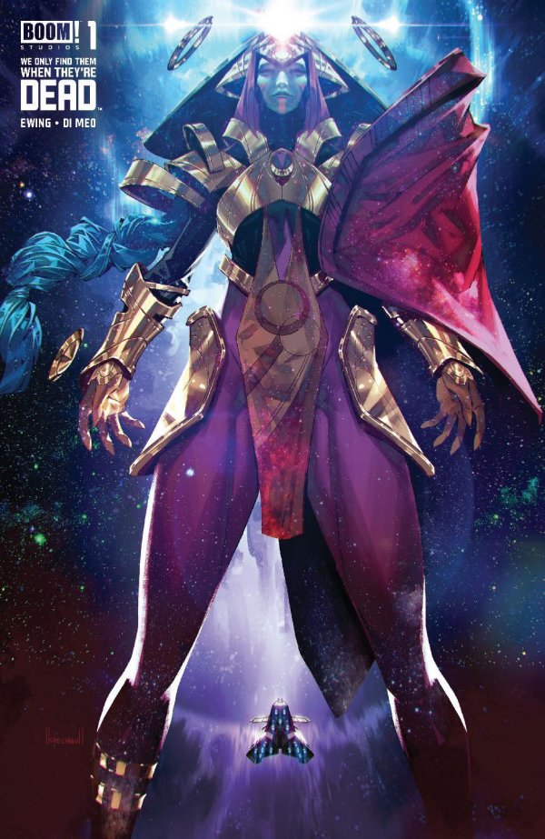 Comic Pulls for the week of September 2, 2020 WE ONLY FIND THEM WHEN THEY'RE DEAD #1 KAEL NGU EXCLUSIVE VARIANT