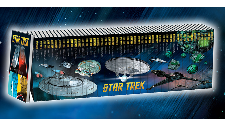 Most Complete Collection Of Star Trek Comics Ever Printed May Fall Short Most Complete Collection Of Star Trek Comics Ever Printed May Fall Short