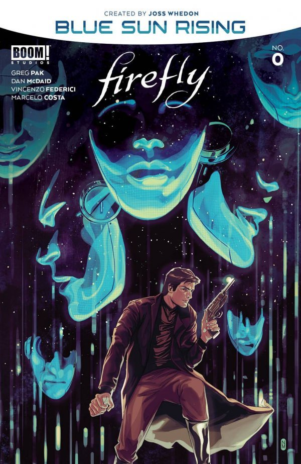 Comic Pulls for the week of October 7, 2020 FIREFLY BLUE SUN RISING #0