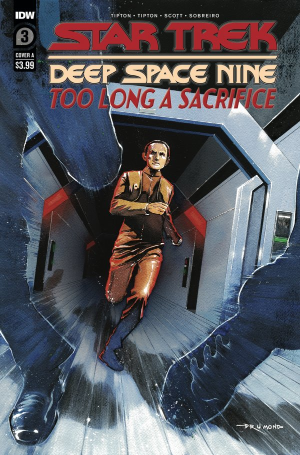 Comic Pulls for the week of October 7, 2020 STAR TREK DEEP SPACE NINE – TOO LONG A SACRIFICE #3