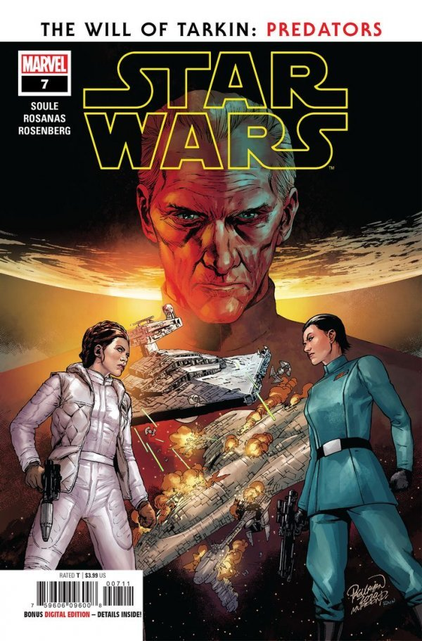 Comic Pulls for the week of October 7, 2020 STAR WARS #7