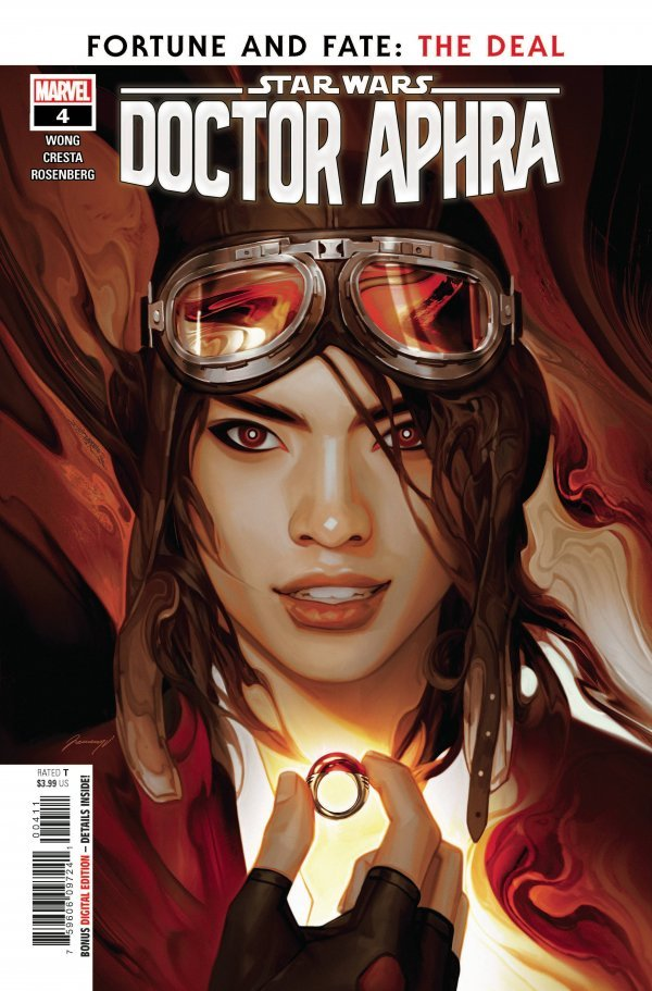 Comic Pulls for the week of October 7, 2020 STAR WARS DOCTOR APHRA #4