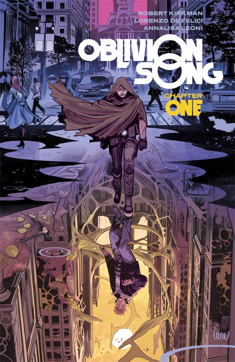 OBLIVION SONG BY KIRKMAN & DE FELICI TP VOL 01 (JUL180159) ( (NOV200085) OBLIVION SONG BY KIRKMAN & DE FELICI TP VOL 01 (JUL180159) ( (NOV200085)