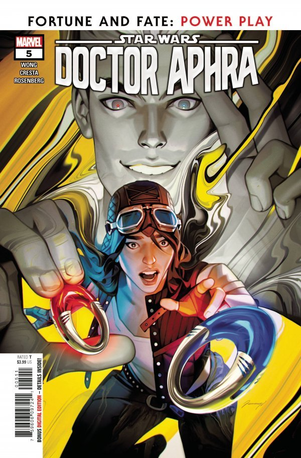 Comic Pulls for the week of October 30, 2020 Star Wars Doctor Aphra #5