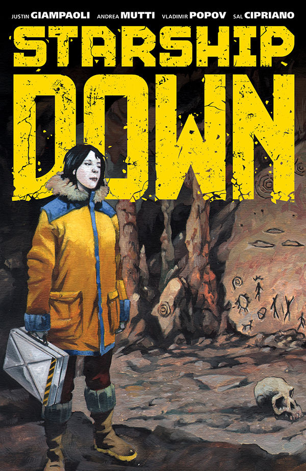 Comic Pulls for the week of October 21, 2020 Starship Down TP