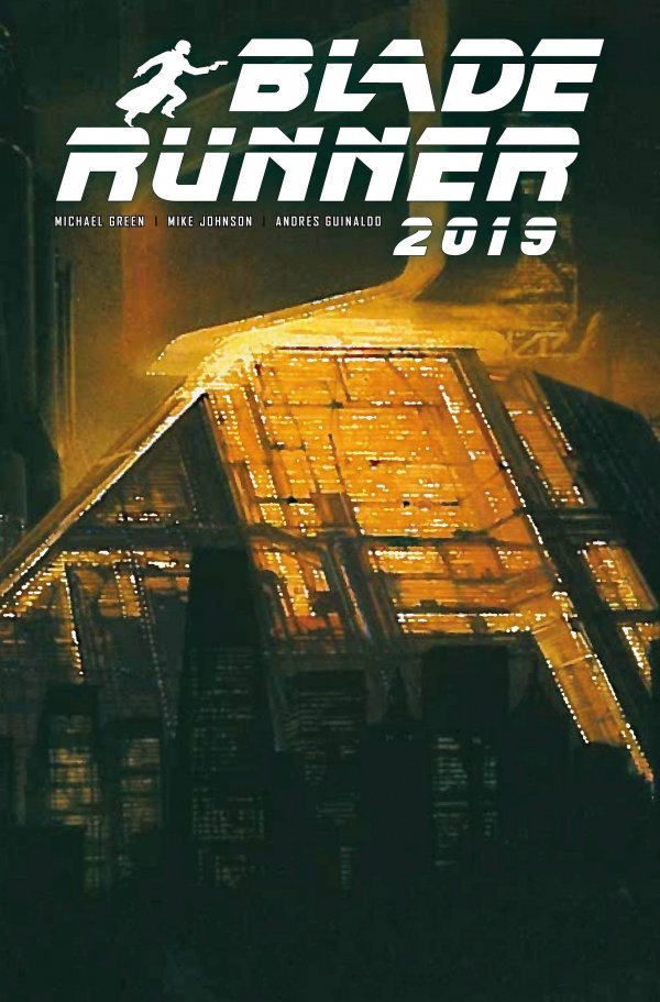 Comic Pulls for the week of November 18, 2020 Blade Runner 2019 #12 B Cover Mead
