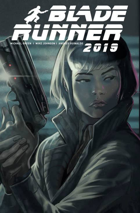 Comic Pulls for the week of November 18, 2020 Blade Runner 2019 #12