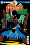 DC Classics The Batman Adventures 6 98x150 Comic Pulls for the week of November 6, 2020