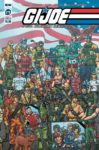 G.I. Joe A Real American Hero 275 Cover B 99x150 Comic Pulls for the week of November 18, 2020