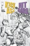 Kick Ass vs. Hit Girl 1 Cover B BW Romita 98x150 Comic Pulls for the week of November 11, 2020