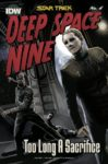 Star Trek Deep Space Nine Too Long a Sacrifice 4 110 Incentive Variant 99x150 Comic Pulls for the week of November 11, 2020