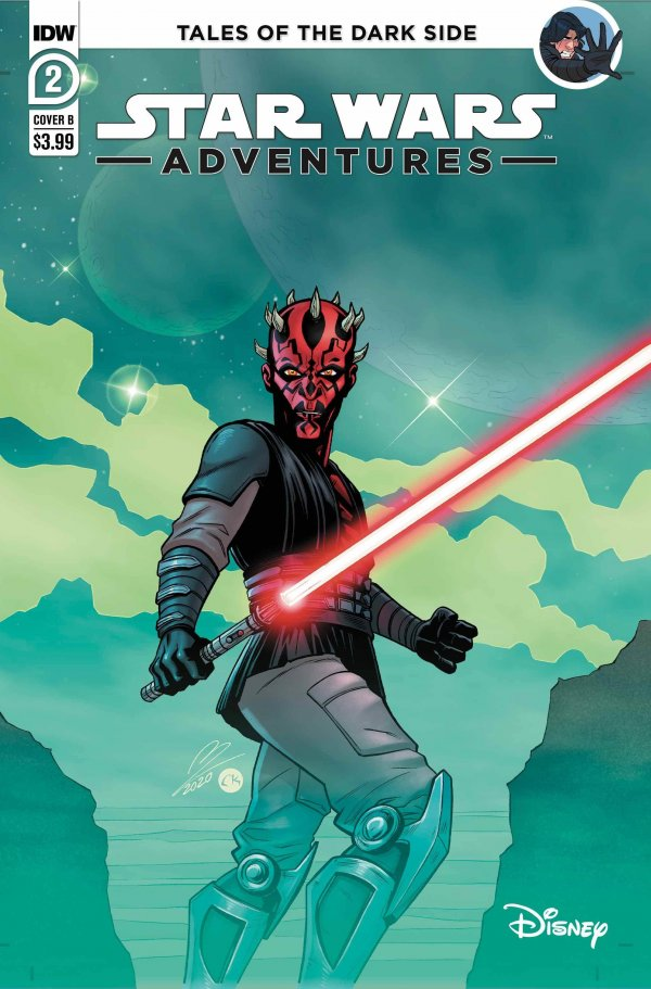 Comic Pulls for the week of November 25, 2020 Star Wars Adventures #2 Cover B Levens