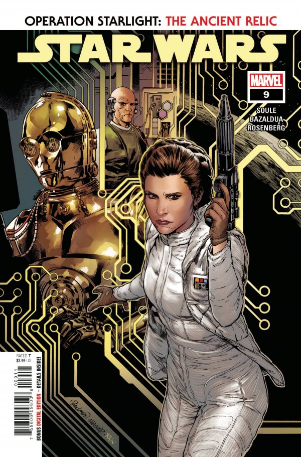 Comic Pulls for the week of December 11, 2020 Star Wars #9