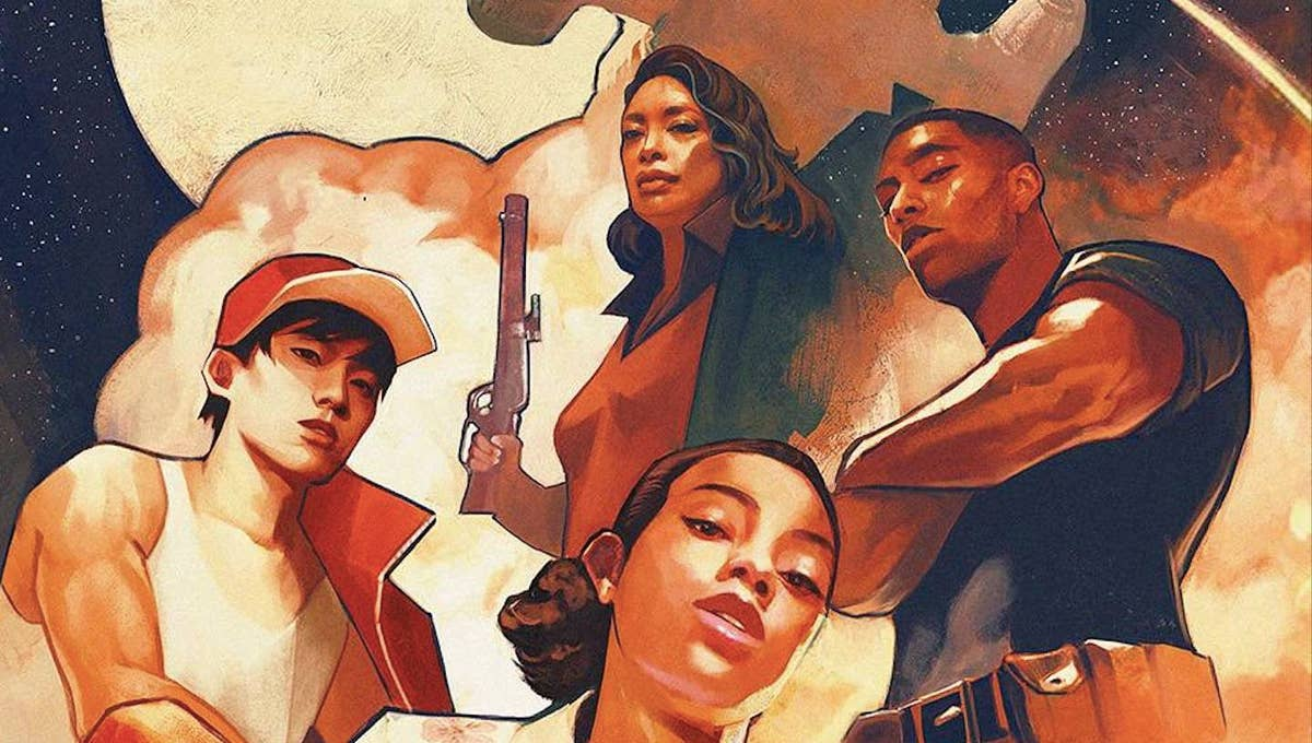 'Firefly: A Brand New Verse' comic jumps 20 years into the future, with Wash and Zo's daughter piloting Serenity 'Firefly: A Brand New Verse' comic jumps 20 years into the future, with Wash and Zo's daughter piloting Serenity