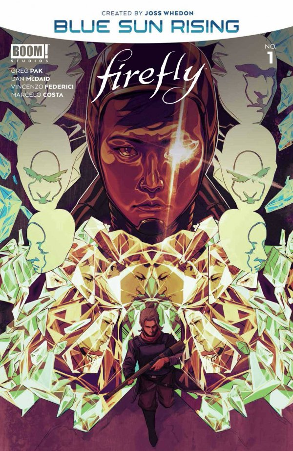Comic Pulls for the week of December 30, 2020 Firefly Blue Sun Rising #1