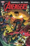 Marvel Action Avengers 12 99x150 Comic Pulls for the week of December 30, 2020