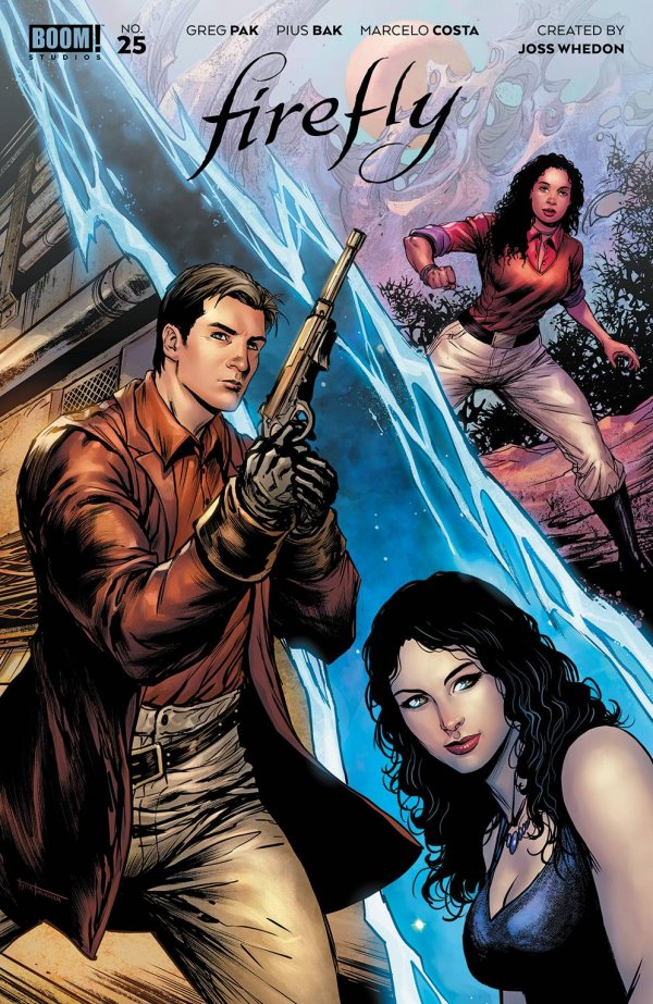 Comic Pulls for the week of February 12, 2021 Firefly #25 150 Kirkham Variant