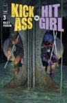 Kick Ass vs. Hit Girl 3 98x150 Comic Pulls for the week of February 12, 2021
