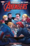 Marvel Action Avengers 12 110 Incentive Variant 99x150 Comic Pulls for the week of February 12, 2021
