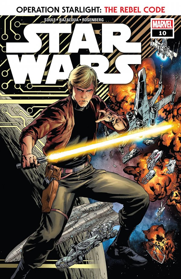 Comic Pulls for the week of February 12, 2021 Star Wars #10