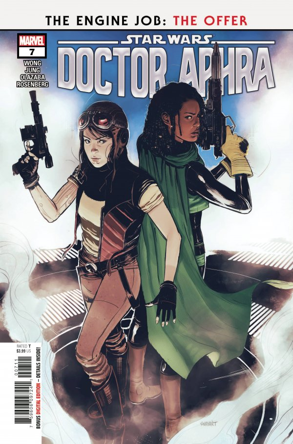 Comic Pulls for the week of February 12, 2021 Star Wars Doctor Aphra #7