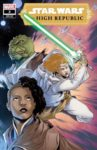 Star Wars The High Republic 2 Paolo Villanelli Variant A 97x150 Comic Pulls for the week of February 12, 2021