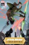 Star Wars The High Republic 2 Taurin Clarke Variant A 98x150 Comic Pulls for the week of February 12, 2021