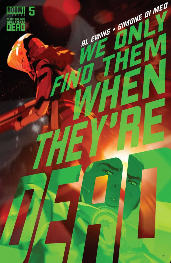 Comic Pulls for the week of February 12, 2021 We Only Find Them When They're Dead #5