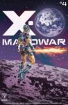 X O Manowar 4 Cover D 125 Cover Walsh 98x150 Comic Pulls for the week of February 12, 2021