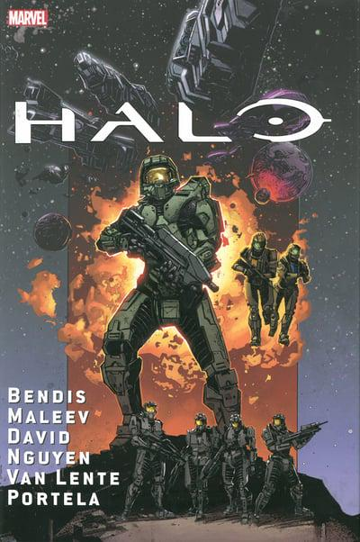 9780785165705 Halo Review