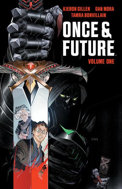 Once & Future Volume 1 Review Once & Future Volume 1