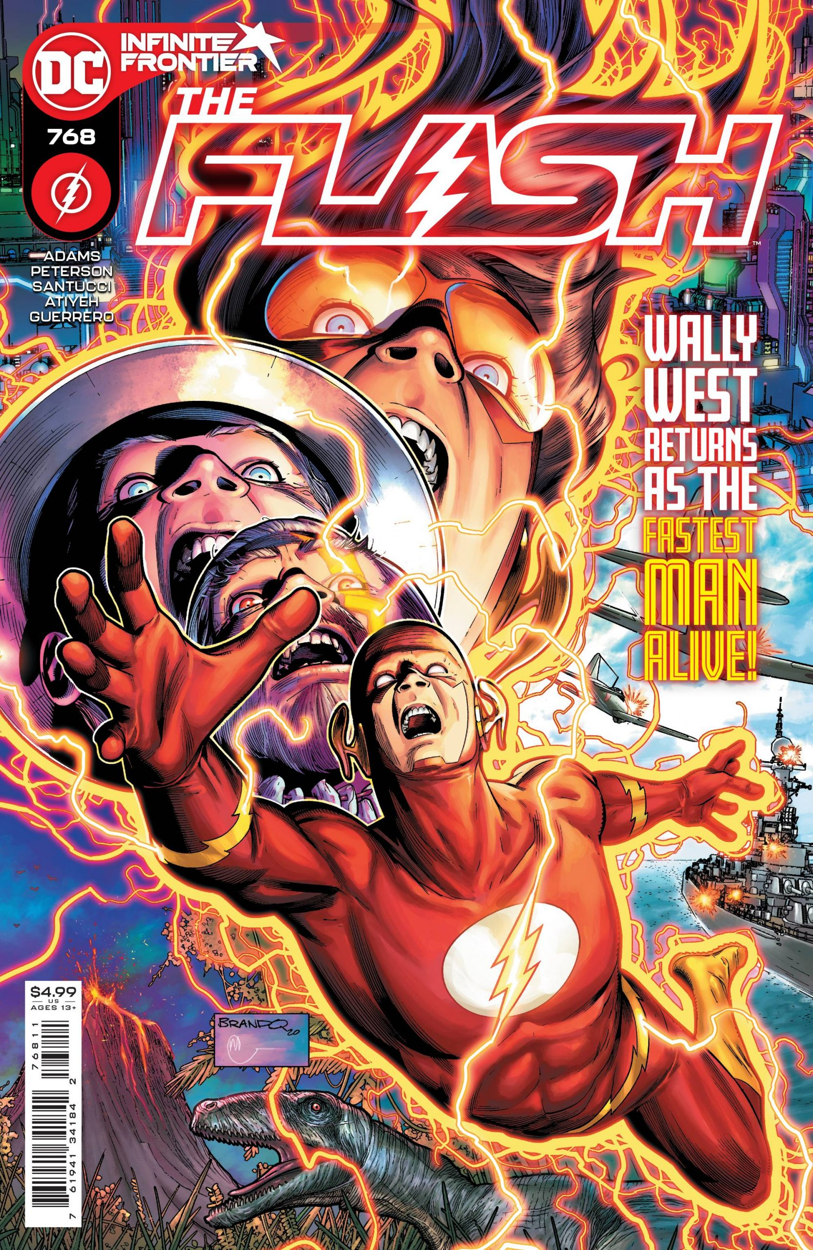 Flash 768 spoilers 0 1 scaled 1 Recent Comic Cover Updates For The Week Ending 2021 03 19