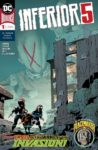 Inferior Five 1 spoilers 0 1 Peacemaker 98x150 Recent Comic Cover Updates For The Week Ending 2021 04 02