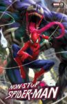 Non Stop Spider Man 1 Derrick Chew Variant A 97x150 Comic Pulls for the week of March 10, 2021