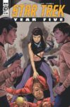 Star Trek Year Five 19 99x150 Comic Pulls for the week of March 10, 2021