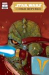 Star Wars The High Republic 3 Giuseppe Camuncoli Variant A 98x150 Comic Pulls for the week of March 10, 2021