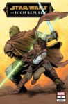Star Wars The High Republic 3 Minkyu Jung Variant A 98x150 Comic Pulls for the week of March 10, 2021