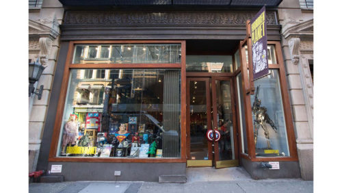 forbidden planet comic shop.  getty   h   2019 1024x577 1 500x282 Comic Stores Brace for Shakeup After Marvel Move