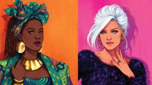 wom 1 bartel variants2 card 500x281 New Jen Bartel Womens History Month Covers Spotlight Spider Woman, Black Cat, and More