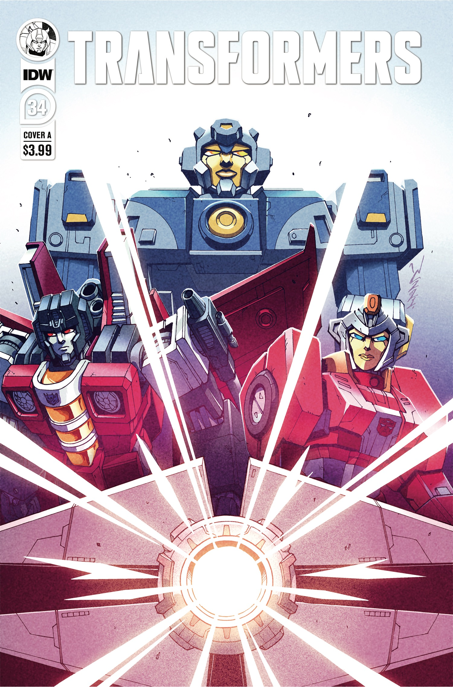 Transformers 34 A Recent Comic Cover Updates For The Week Ending 2021 05 28