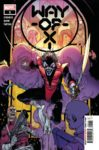 Way of X 1 spoilers 0 1 scaled 1 99x150 Recent Comic Cover Updates For The Week Ending 2021 05 07